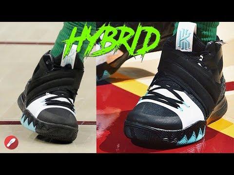Nike Kyrie Hybrid Shoe! Kyrie 1, 2, & 3 Put Together!