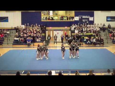 Pilgrim High School Cheerleading State Champs 2019