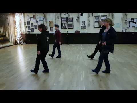 CLOSE ENOUGH, Silvia Schill, Dance & Teach (Close Enough by Brett Young) 2/2018