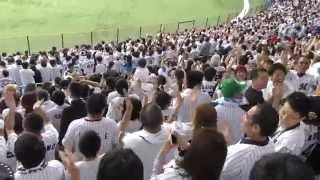2015.10.04 QVCマリンフィールドでの北海道日本ハムファイターズとの試...