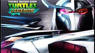 Черепашки Ниндзя Легенды #320 ХИТРОСТЬ ПЛАТИНОВОЕ Испытания мультфильм игра TMNT Legends UPDATE X