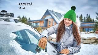 Accesorii originale toamnă-iarnă - Škoda