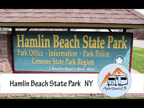 Hamlin Beach State Park NY