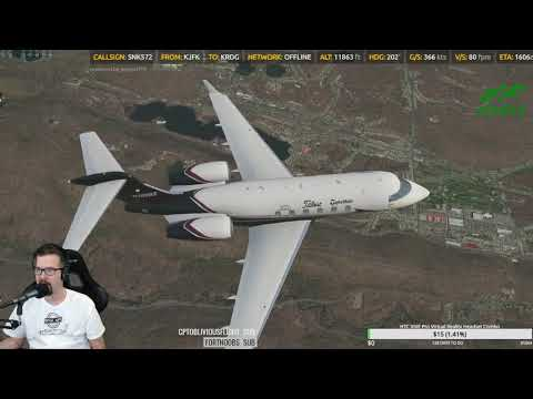 Repeat X-plane 11: RWDesigns DHC-6 Twin otter v2 + my own