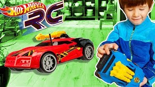 HOT WHEELS RC !! Probamos el STING ROD 2 y el TURBO TURRET radio control