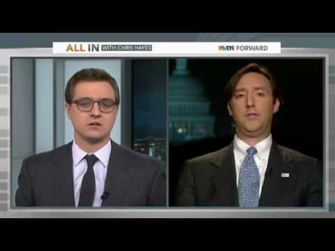 TIP CEO & Pres. Josh Block on MSNBC's All In with Chris Hayes