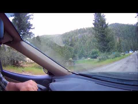 Bigfoot Sighting Tour Edge of The River of No Return