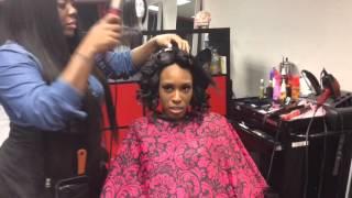 Bob/Wond Curls Tutorial