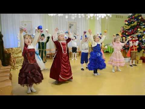 Василий богатырев и алина кукушкина — новогодняя песня (м/ф маша и медведь) (песни для детей ).