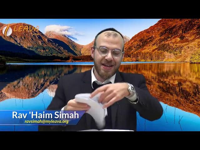 🌎 Les neuro-miroirs ? - Pour toi le monde avec le Rav Haim Simah