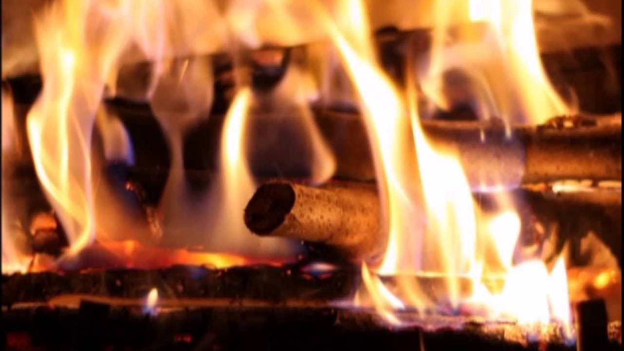 Ateş, Fırtına ve Yağmur | Rahatlatıcı Doğa Sesleri