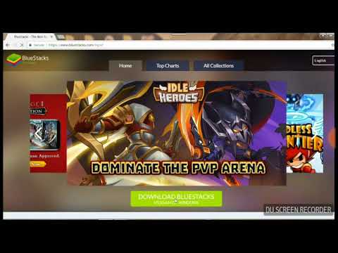 how to play android games in pc by vansh in hindi