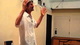 Dr. Will Tuttle Talk | The World Peace Diet, Toronto, Canada August 4, 2014