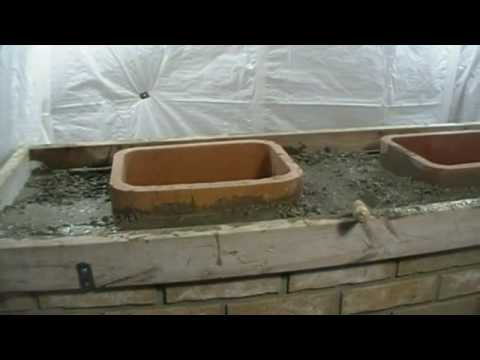 Chimney Repair Part 12 Clay Tile Chimney Flue