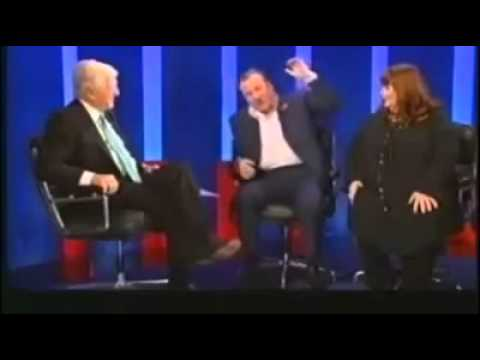 Ray Winstone tells legendary joke!