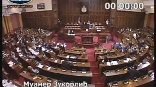 Skupštinski duel Zukorlića sa poslanicima DS-a
