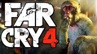 Far Cry 4 Funny Moments Finale (Hunting Ellen the Rare Elephant) Thumbnail