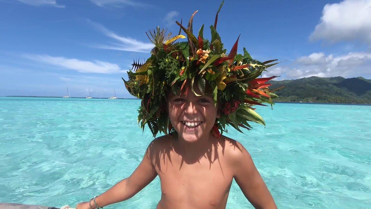 Vidéo Bora Bora 2