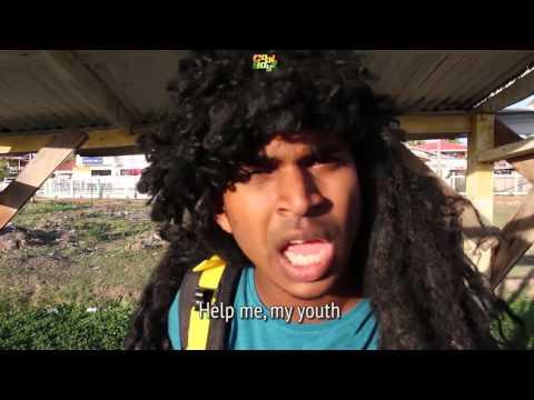 Rastaman (CoolBoyzTV) - Old Time Guyanese Joke
