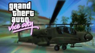COMO CONSEGUIR EL HUNTER | Grand Theft Auto Vice City - Huhawk