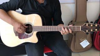 Đập hộp và Review Takamine GD-93CE giá 11tr9