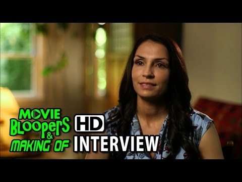 Taken 3 (2015) Behind the Scenes Movie Interview - Famke Janssen (Lenore St. John)