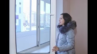 В Нижнекамске 117 семей заселили новый дом по ул.30 лет Победы
