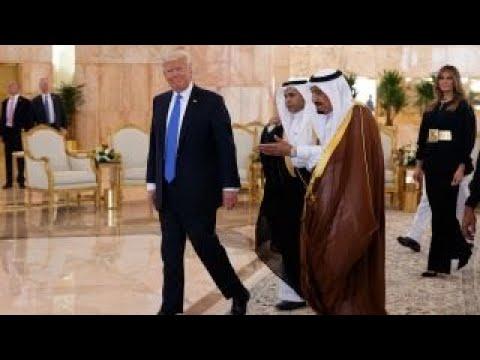 Efforts to ease tensions between U.S., Saudi Arabia