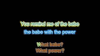 David Bowie (Labyrinth) - Magic Dance (Karaoke)