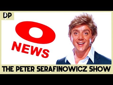 O News - The Peter Serafinowicz Show | Dead Parrot