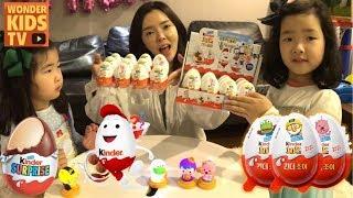 킨더조이 속에 뽀로로!  뽀로로 킨더조이 Pororo Kinder Joy Surprise eggs l Toy Chocolate toy 뽀로로 캐릭터