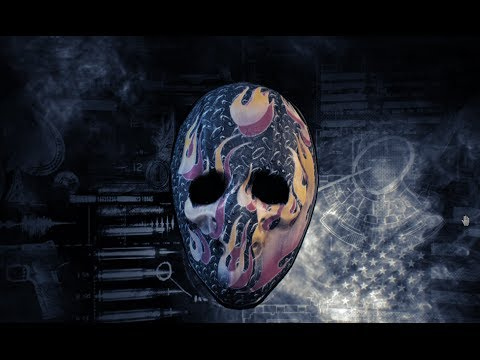 payday 2 how to put mask on