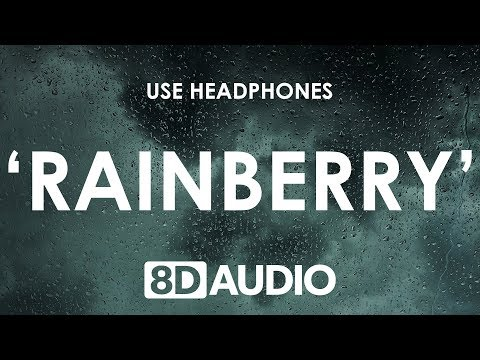 ZAYN - Rainberry (8D AUDIO) 🎧