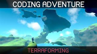Coding Adventure: Terraforming