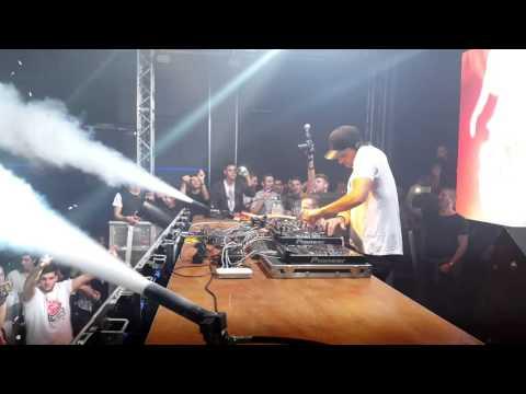 MAKJ Opening Dj Set @ Supersonic Music Arena (TV)