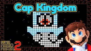 Super Mario Maker 2 - CAP KINGDOM from SUPER MARIO ODYSSEY