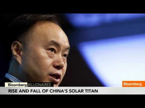 China's Solar Billionaire Loses Fortune on Suntech