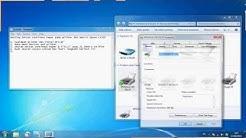 Setting Continous Paper Epson LX310