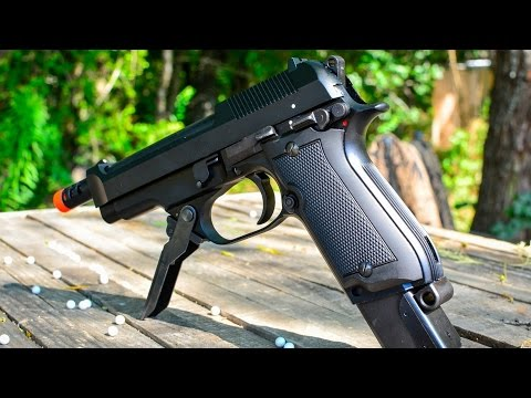 KWA M93R Review - Seen a lot of these huh?