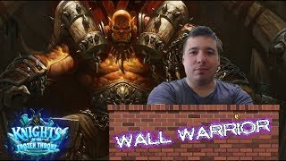 UN MURO IMPENETRABILE!! WALL WARRIOR (HEARTHSTONE ITA)
