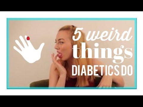 Weird Diabetics