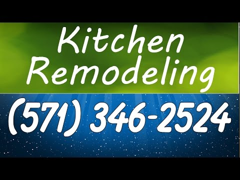 Kitchen Remodeling Companies in Woodbridge VA