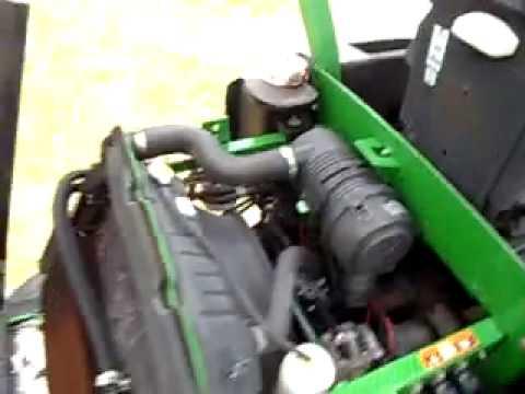 John Deere 1445 Series II Diesel 4WD 3487 Hours