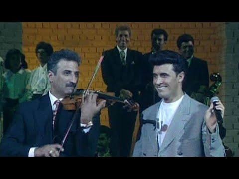 حصريآ - القيصر كاظم الساهر - هذا اللون - عزف جميل جدا من الفرقه الموسيقية العراقيه - بابل 1995 ..~