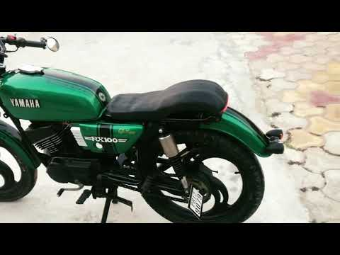 Yamaha Rx100 modified