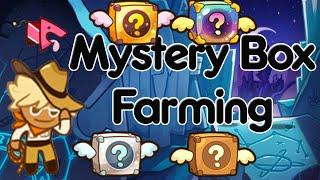 Cookie Run Line Map 4 Mystery Box Farming + FAIL