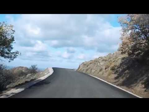 New road Skalochori - Kalo Limani, 8 December 2016