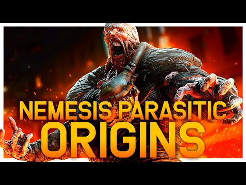 The Parasitic Origins of Nemesis Explained | How the T 103s become nemesis | Resident Evil 3 Lore |