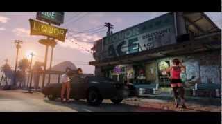 GTA V :Official Trailer : [HD] [Viki Games]