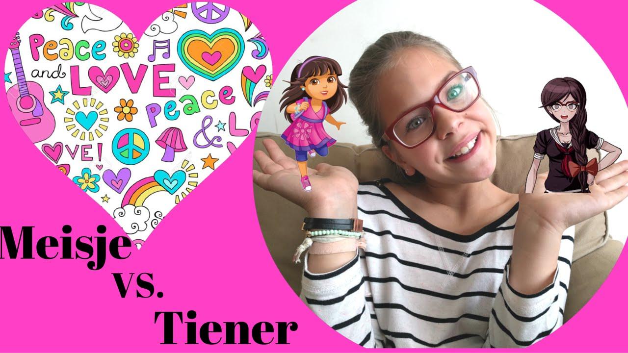 Meisje vs tiener emma keuven youtube - Tiener meubilair ruimte meisje ...